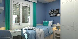Dormitorios juveniles en Ikea