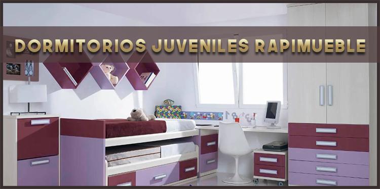 Dormitorios juveniles Rapimueble